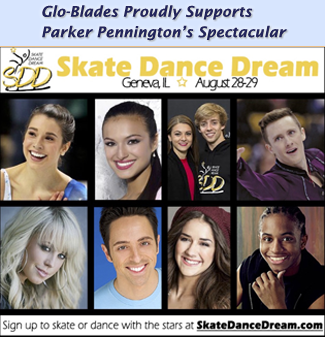 Skate Dance Dream Be Inspired!